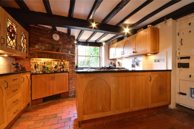 Thumbnail Detached house for sale in High Street, Limpsfield