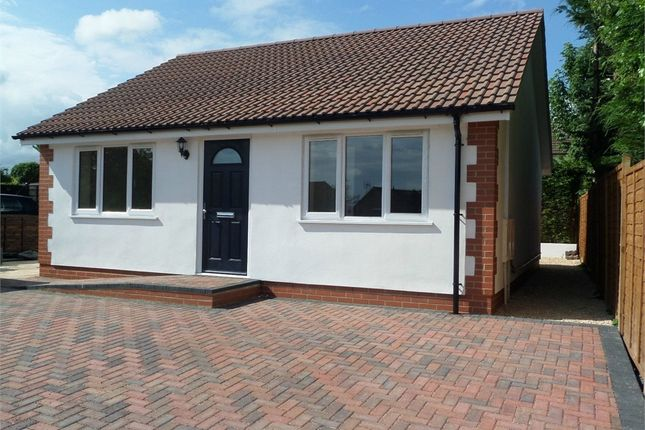 Thumbnail Detached bungalow to rent in Laburnum Way, Bulwark, Chepstow, Monmouthshire