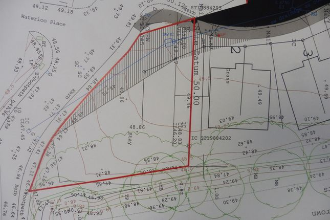 Land for sale in Waterloo Place, Machen, Caerphilly
