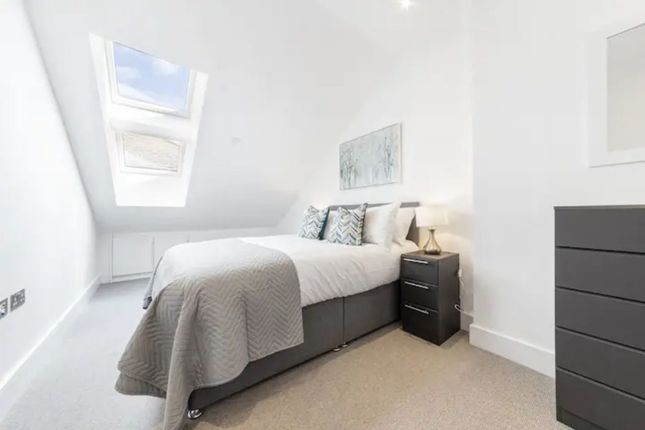 Thumbnail Flat to rent in 219 Bath Road, Slough