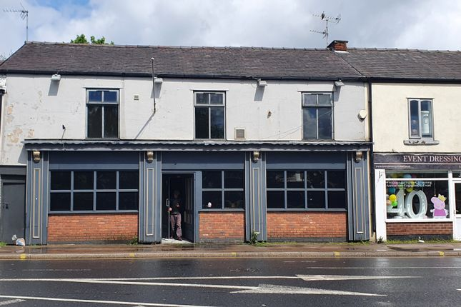 Thumbnail Commercial property for sale in London Road, Hazel Grove, Stockport