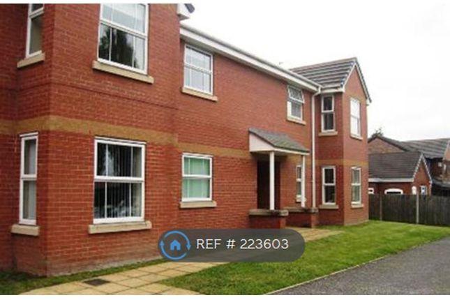 Thumbnail Flat to rent in Crow Lane West, Newton-Le-Willows