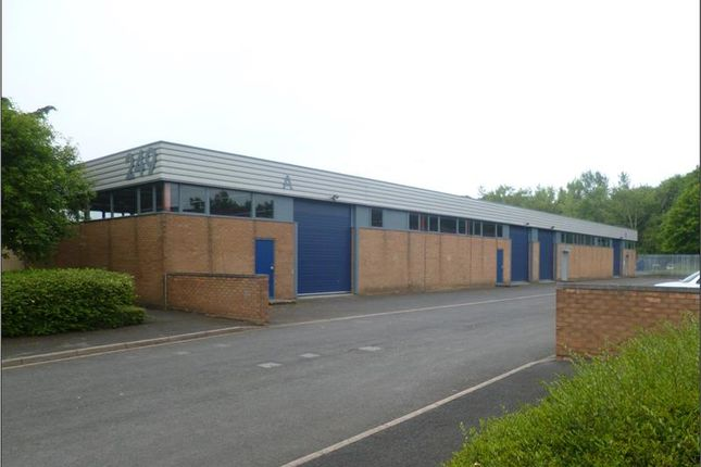 Light industrial to let in & 252B, Dukesway, Team Valley Trading Estate, Gateshead