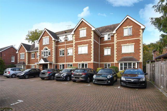 Thumbnail Flat to rent in Heron Court, Yorktown Road, Sandhurst, Berkshire