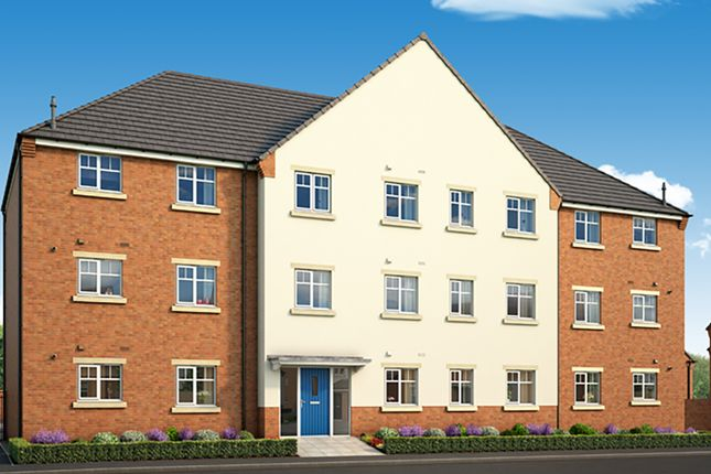 """Thumbnail Flat for sale in """"The Hazel-B"""" at Middlepark Road, Dudley"""