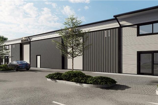 Thumbnail Light industrial for sale in Firecrest Court, Eagle Business Park, Harrier Way, Yaxley, Peterborough