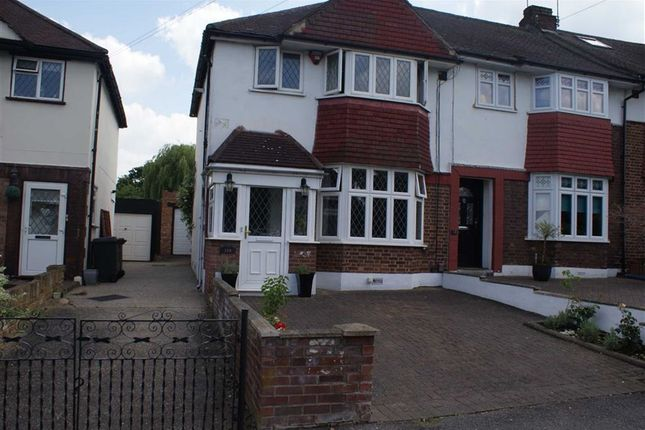 Thumbnail Semi-detached house to rent in Drysdale Avenue, London