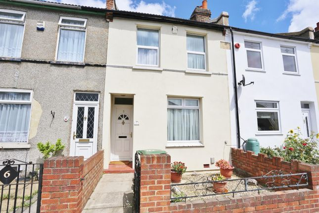 Thumbnail Terraced house for sale in Upper Grove Road, Belvedere