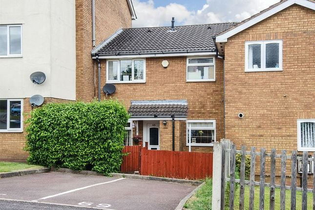 Thumbnail Terraced house for sale in Apple Walk, Heath Hayes, Cannock