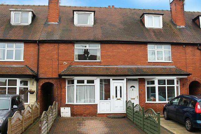 4 bed terraced house for sale in Swarcliffe Road, Harrogate
