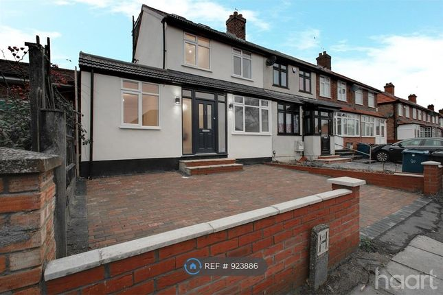 Thumbnail Semi-detached house to rent in Tenby Road, Edgware