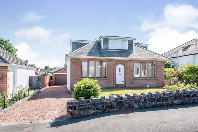 Thumbnail Detached bungalow for sale in Strathmore Avenue, Ralston, Paisley