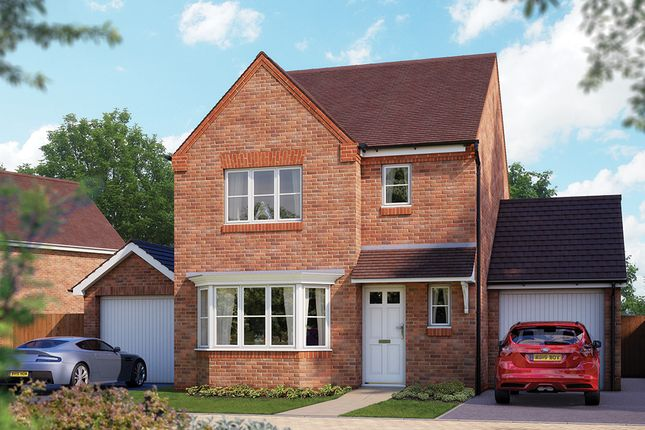 "Thumbnail Detached house for sale in ""The Horton"" at Canon Ward Way, Haslington, Crewe"