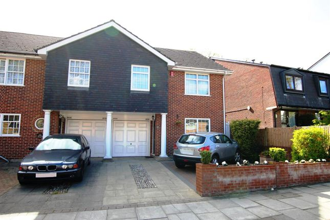Thumbnail End terrace house for sale in Bycullah Road, Enfield