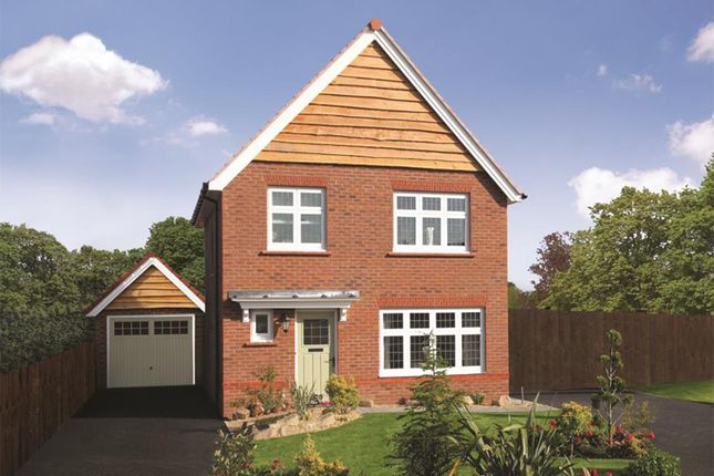 Thumbnail Detached house for sale in The Hedgerows, Wigan Road, Leyland