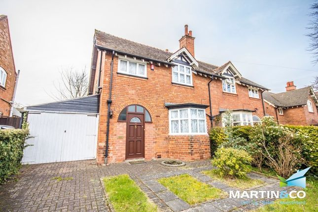 Thumbnail Semi-detached house to rent in Laburnam Road, Bournville