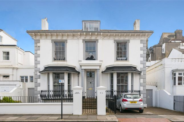 Thumbnail Detached house for sale in Albany Villas, Hove, East Sussex