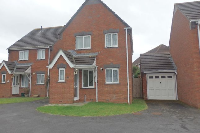 Thumbnail Semi-detached house for sale in Springfields, Llanelli