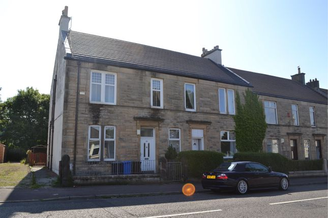 Thumbnail Flat for sale in 35A Sharphill Road, Saltcoats