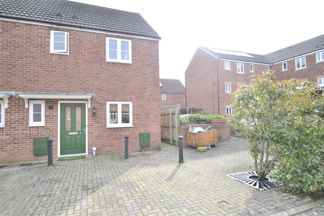 Thumbnail End terrace house for sale in Portreath Way, Kingsway, Gloucester