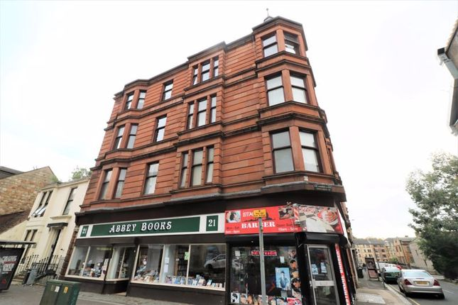 2 bed flat for sale in Walker Street, Paisley PA1