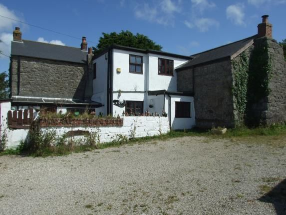 Thumbnail Detached house for sale in Brea, Camborne, Cornwall