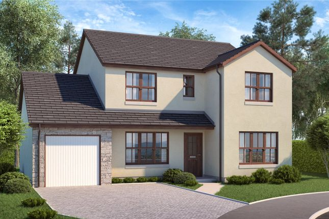 Thumbnail Detached house for sale in The Barlass, Plot 7A, Moulin View, Finlay Terrace, Pitlochry