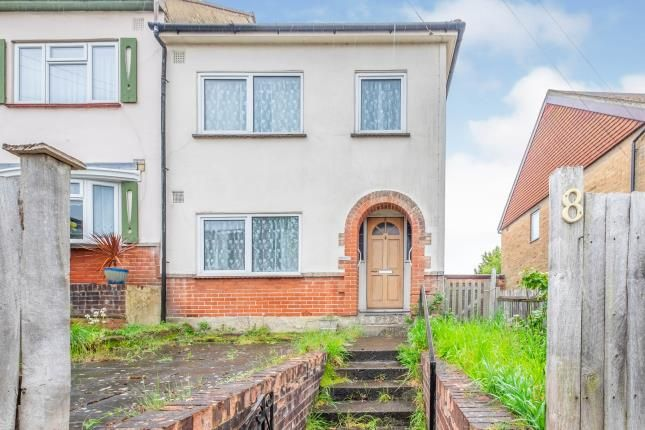Thumbnail Terraced house for sale in Manor Lane, Rochester, Kent, For Sale