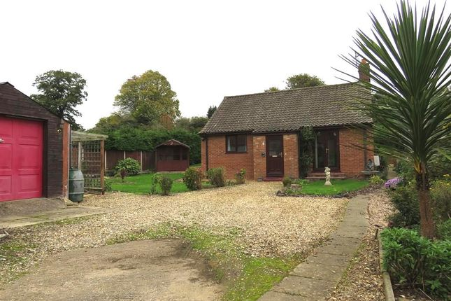 Thumbnail Detached bungalow for sale in Victoria Lane, Fakenham