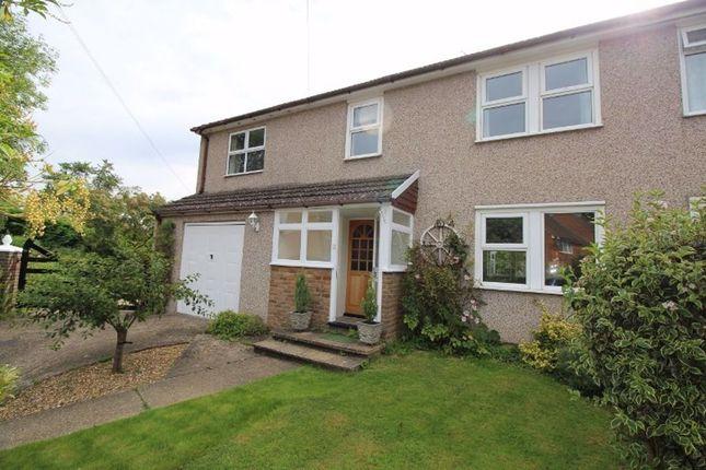 Thumbnail Semi-detached house to rent in Bullfinch Dene, Sevenoaks