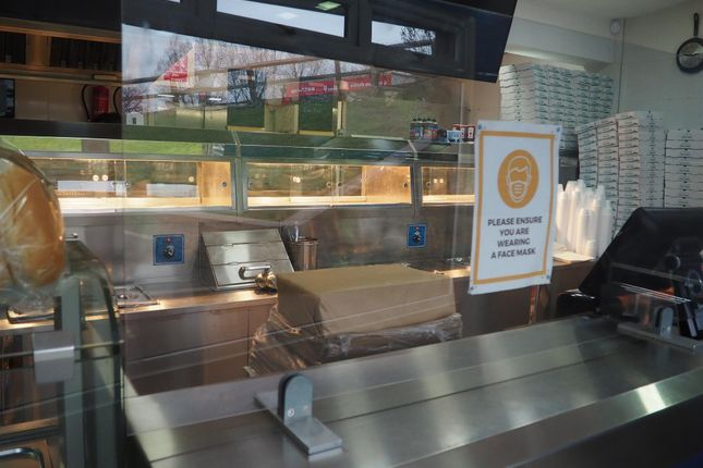 Thumbnail Leisure/hospitality for sale in Fish & Chips S65, South Yorkshire