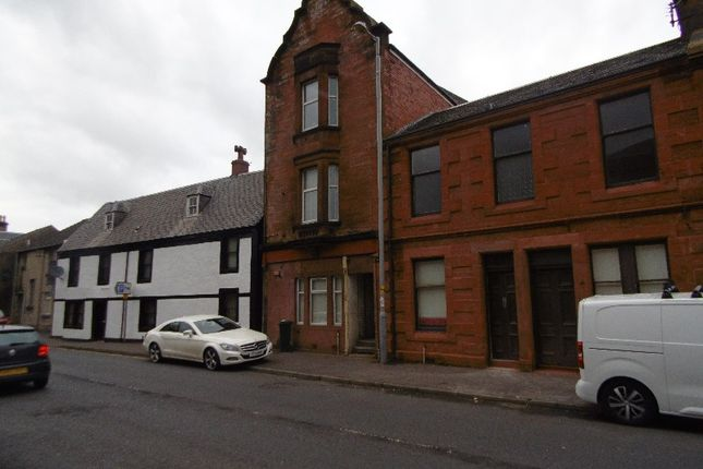 Flat for sale in Main Street, Newmilns, East Ayrshire