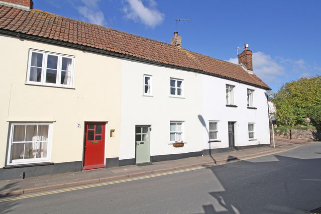 2 bed terraced house for sale in Denver Place, Elm Grove Road, Topsham, Exeter