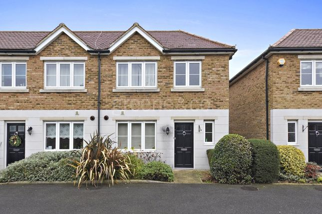 Thumbnail Terraced house to rent in Justin Place, London