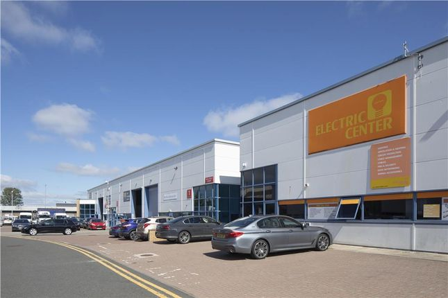 Thumbnail Commercial property for sale in Ibrox Business Park, Broomloan Place, Govan, Glasgow