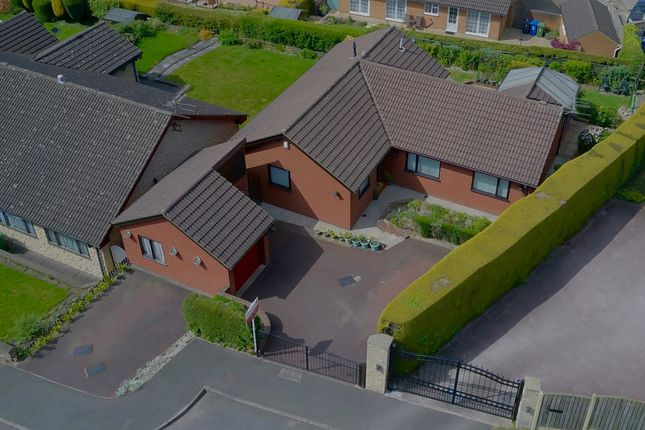Thumbnail Detached bungalow for sale in Raneld Mount, Walton, Chesterfield