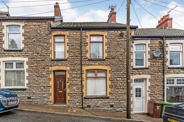 Thumbnail Terraced house for sale in Duffryn Street, Pontlottyn, Bargoed