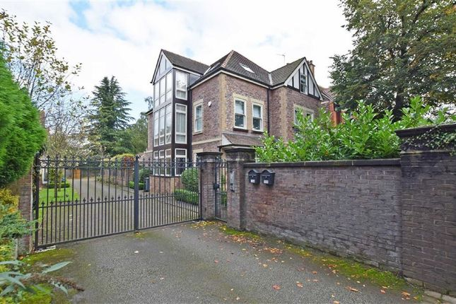 Thumbnail Detached house for sale in Barlow Moor Road, Didsbury, Manchester