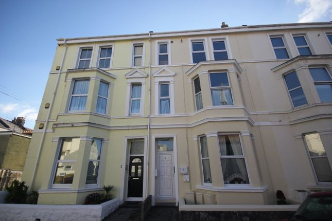 Thumbnail Maisonette to rent in Central Road, West Hoe, Plymouth