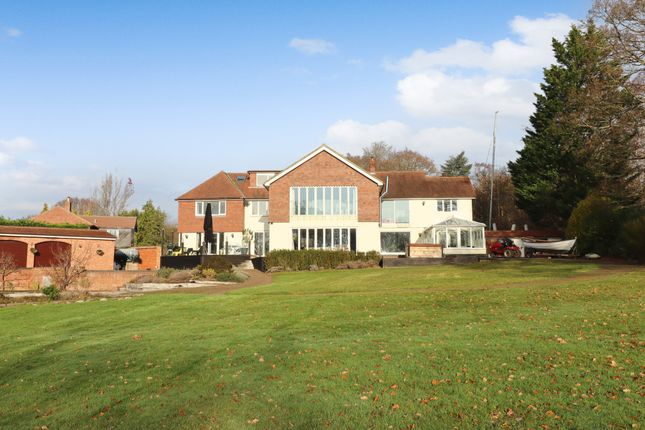 Thumbnail Detached house for sale in Salterns Lane, Bursledon, Southampton