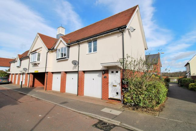 Thumbnail Property for sale in Oxton Close, Rowhedge, Colchester