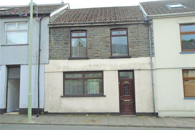 Thumbnail Terraced house for sale in William Street, Ystrad, Pentre, Rhondda Cynon Taff