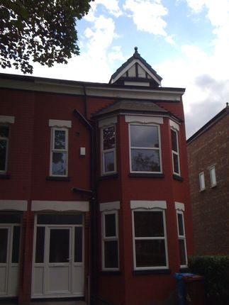 Thumbnail Semi-detached house to rent in Moseley Road, Fallowfield, Manchester