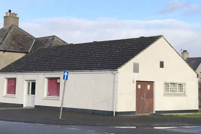 Thumbnail Retail premises for sale in Retail Unit, Traill Street, Castletown, Thurso