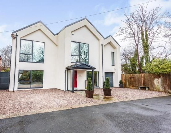 Thumbnail Detached house for sale in Holmefield Avenue, Thornton-Cleveleys, Lancashire, .