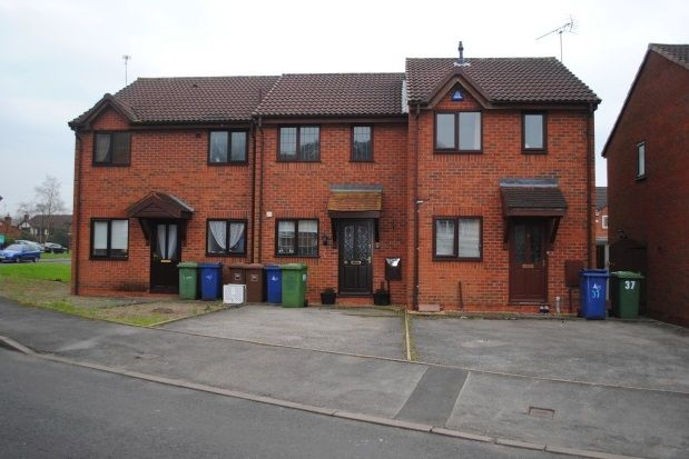 2 bed property to rent in Nelson Drive, Hednesford, Cannock