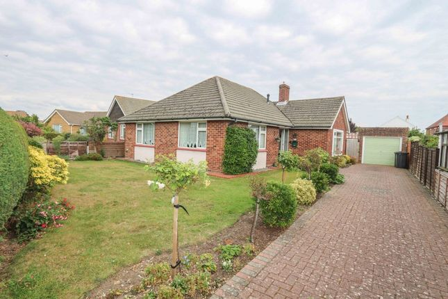 Thumbnail Detached bungalow for sale in Garden Close, Hayling Island