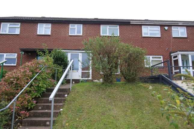 Thumbnail Terraced house to rent in Lower Cotteylands, Tiverton
