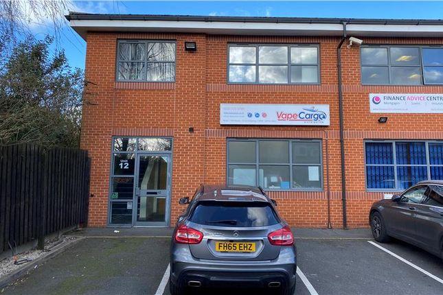 Thumbnail Office for sale in Unit 12 Park Lane Business Centre, Park Lane, Basford, Nottingham