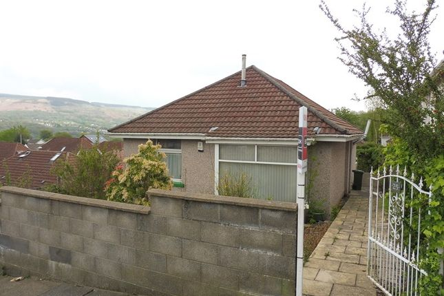 Thumbnail Bungalow for sale in The Grove, Aberdare